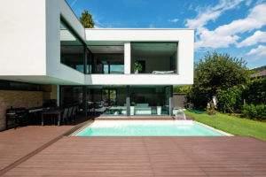 Bernadri Mauro Schio Vicenza pavimenti in legno da esterni piscine
