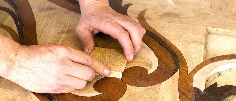 Bernadri Mauro pavimenti legno artistico a Schio Vicenza